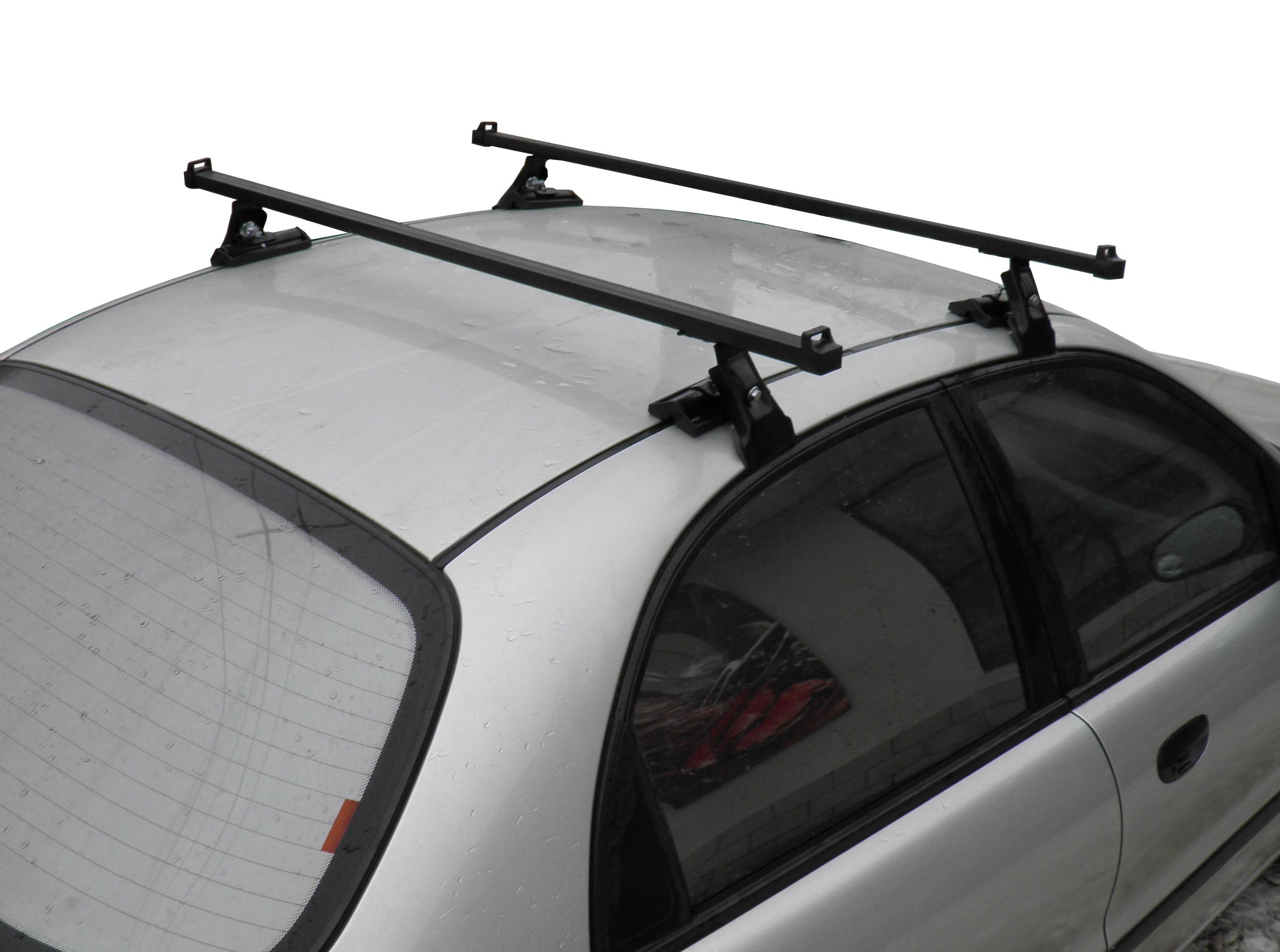 Багажник на гладкую крышу автомобиля