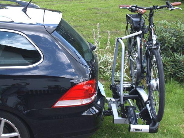 Платформа на фаркоп Thule EuroClassic G6 для 2-х велосипедов 928 Thule EuroClassic G6 928 - фото 11