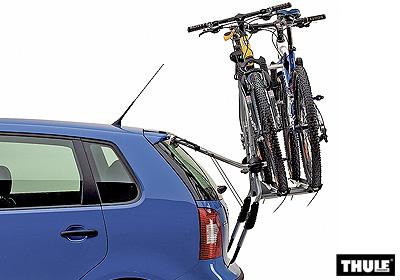 Крепление на заднюю дверь Thule ClipOn High для 2-х велосипедов 9106 Thule ClipOn High 9106 - фото 3
