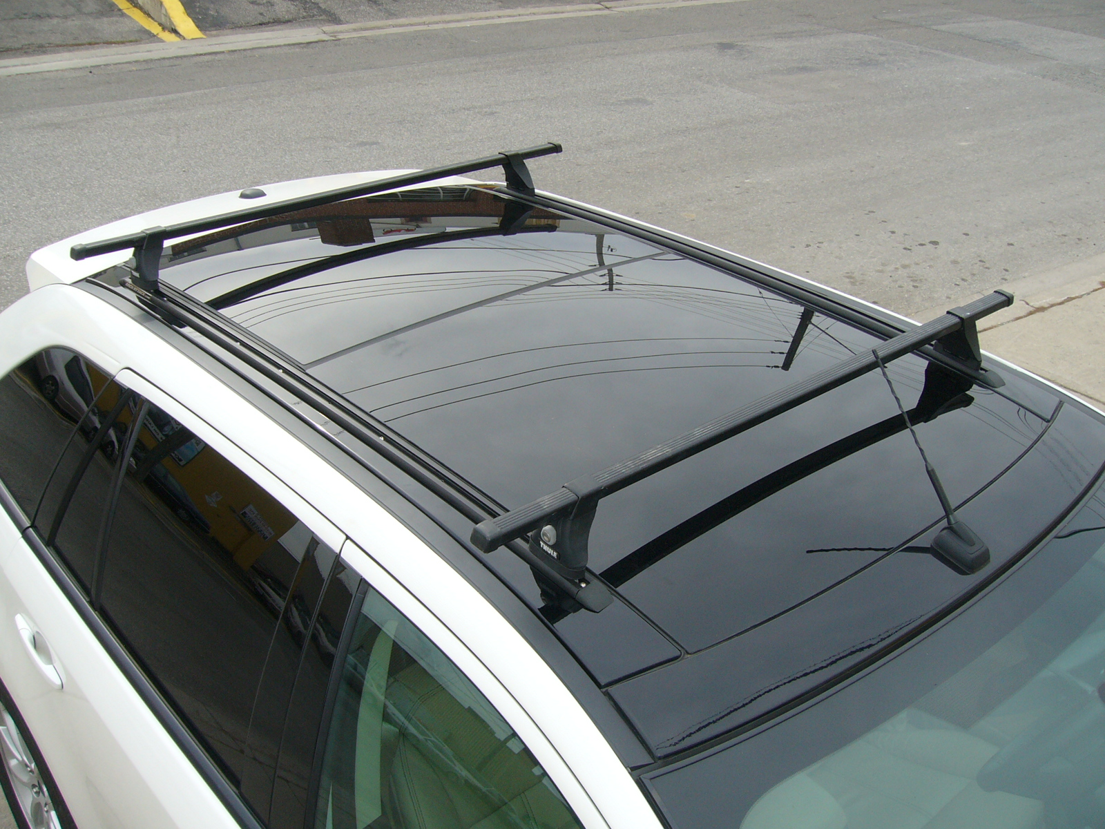 Ford Edge Roof Rack With Sunroof
