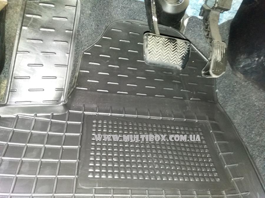 коврики с бортиком в салон Avto-Gumm Toyota RAV 4, 13-
