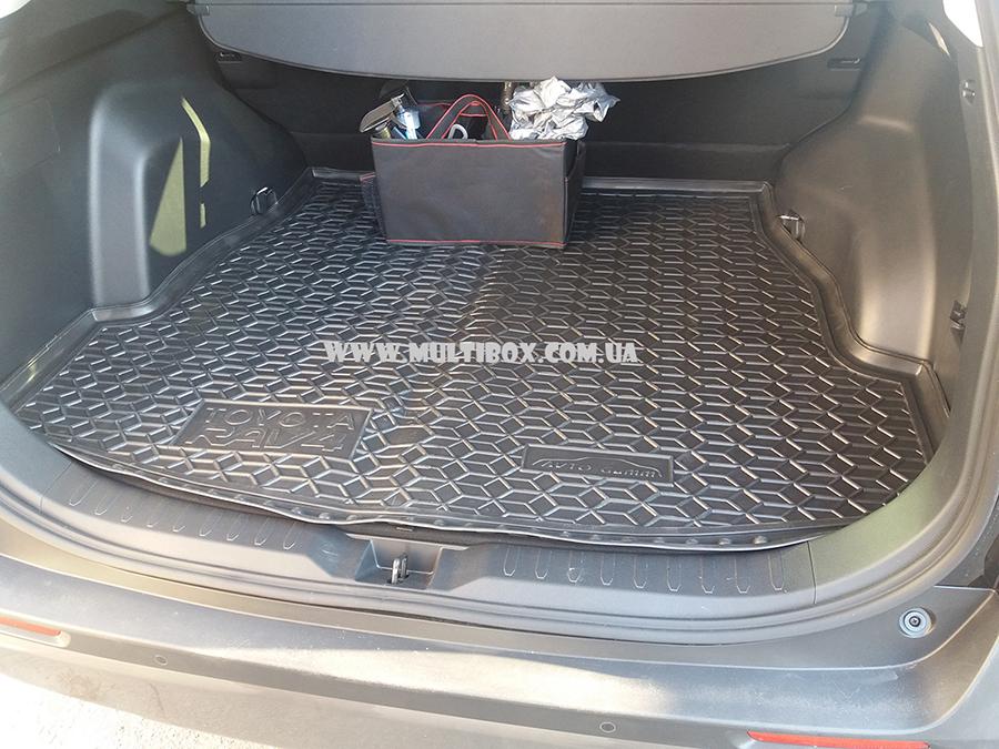Коврики салона Avto-Gumm Toyota RAV 4, 19-