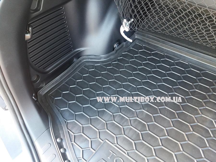 Коврики салона Avto-Gumm Toyota RAV 4 (HYBRID)