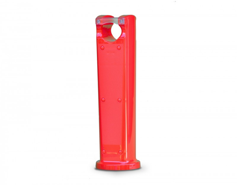 Peruzzo Cool Bike Rack PZ 405-R Red