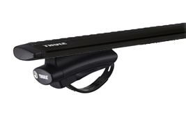 Базовый багажник Thule Rapid Crossroad 775 WingBar Black