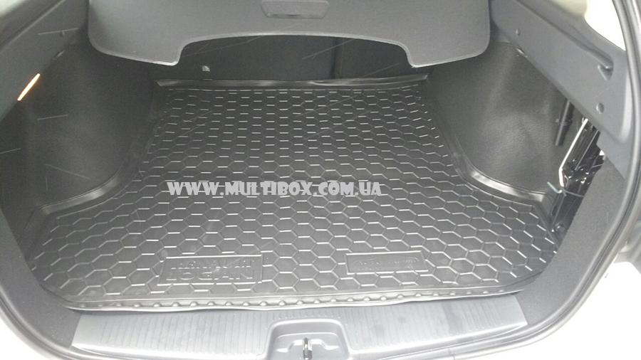 Коврики салона Avto-Gumm Renault Logan MCV