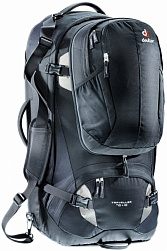 Сумка Deuter Traveller 70 + 10 black-silver (7400)