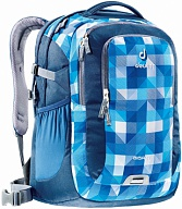 Рюкзак Deuter Gigant blue-arrowcheck (3016)
