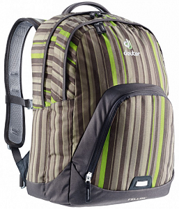 Рюкзак Deuter Fellow sand mocha-stripes (6066)