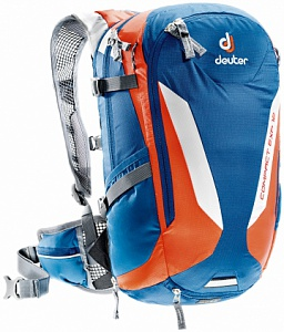 Рюкзак Deuter Compact EXP 12 steel-papaya (3905)