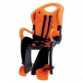 Велокресло Bellelli Tiger Relax B-Fix black-orange SAD-66-15