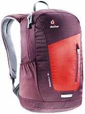 Рюкзак Deuter StepOut 12 fire-aubergine (5513)