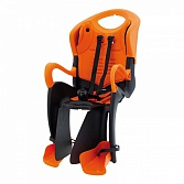 Детское велокресло Bellelli Tiger Standart B-Fix black-orange SAD-40-50