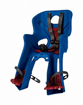 Детское велокресло Bellelli Rabbit Handlefix blue-red SAD-25-77