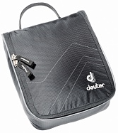 Косметичка Deuter Wash Center I black-titan (7490)
