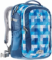 Рюкзак Deuter Giga blue-arrowcheck (3016)